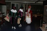 Sinterklaas bij de Minis