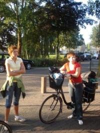 Trainingsweekend Dames 1 augustus 2008