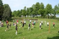 Promotie Volleybal Koniginnedag 2009