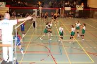 Meisjes A1 op Gesloten Club 2009