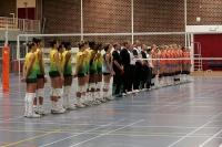 Jeugdinterland Nederland - Brazilië 24-06-2009