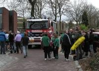 Evacuatie t Huiken