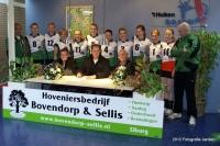 Bovendorp & Sellis sponsort Dames 1