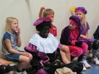 Sinterklaas bij de minis 2012
